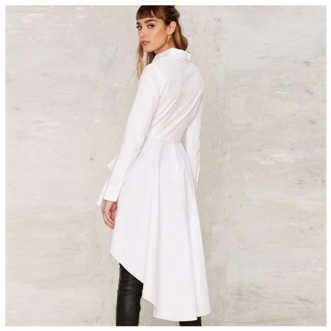 ME Boutiques Private Label Collection Top White Image 3