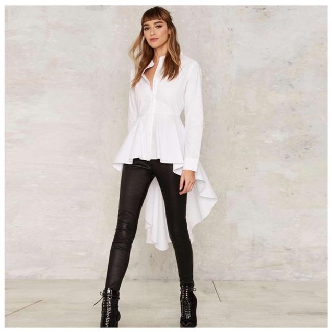 ME Boutiques Private Label Collection Top White Image 4