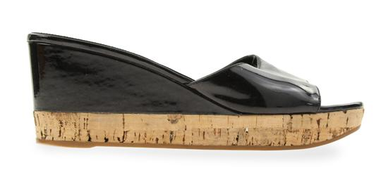 Preload https://img-static.tradesy.com/item/25019624/prada-black-cork-and-patent-leather-wedge-sandals-size-eu-40-approx-us-10-regular-m-b-0-2-540-540.jpg
