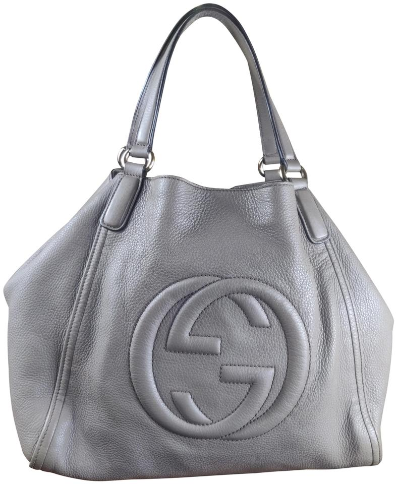 d60dc221f1658 Gucci Soho Handbag Calfskin Leather Hobo Bag - Tradesy