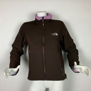 The North Face Brown Pink Jacket