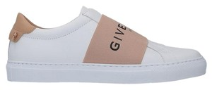 Givenchy Sneakers Urban Street Leather Sneakers Nude Athletic