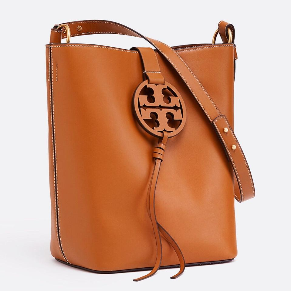 6a1d65762977 Tory Burch Miller Aged Camello Leather Hobo Bag - Tradesy