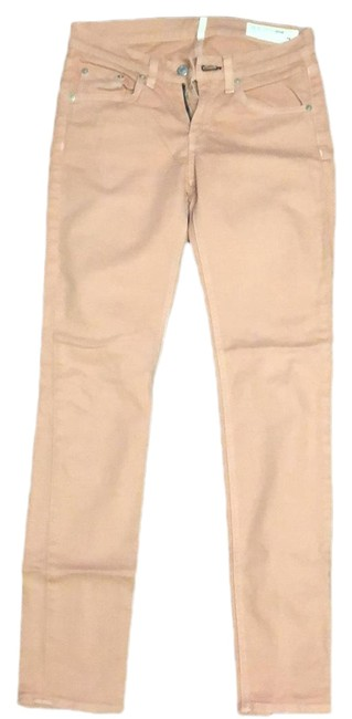 Item - Muted Pink/Salmon 108878 Skinny Jeans Size 2 (XS, 26)