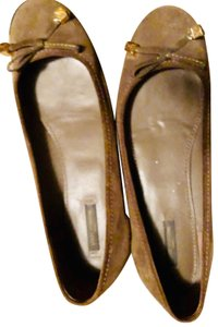 65c60f34eac3 Brown Louis Vuitton Flats - Up to 90% off at Tradesy
