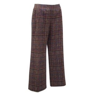 Chanel Flare Pants Multi