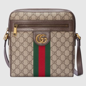 cc979407cb2 Gucci Ophidia Ophidia Gg Supreme Ophidia Gg Web Messenger Bag