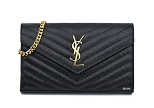 f61e866211 Saint Laurent Wallet on Chains - Up to 70% off at Tradesy