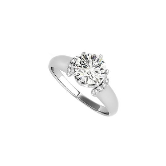 Preload https://img-static.tradesy.com/item/25022338/white-unique-style-cz-engagement-in-14k-gold-ring-0-0-540-540.jpg