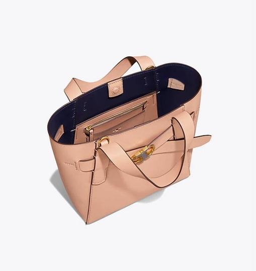 Tory Burch Tote in BEIGE SAND Image 3