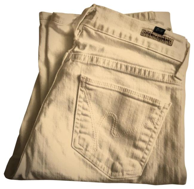 Item - White Amber Boot Cut Jeans Size 0 (XS, 25)