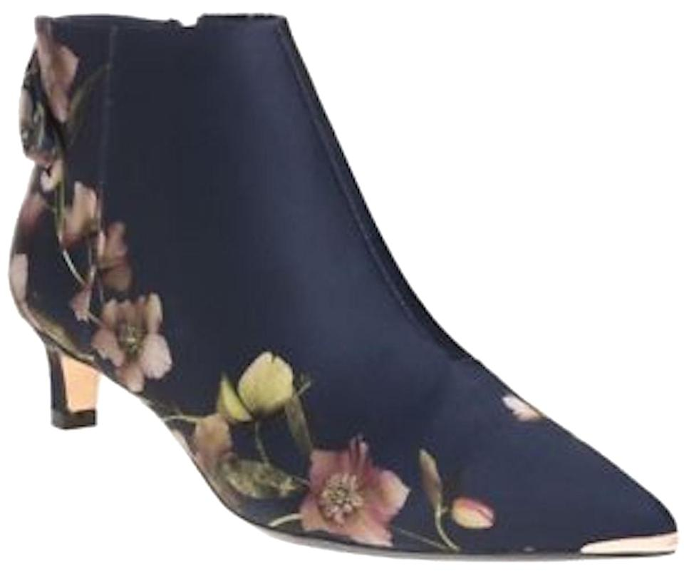 a5c9f6c97ca1 Ted Baker Navy Amaedip Boots Booties. Size  EU 37 (Approx. US 7) Regular (M  ...