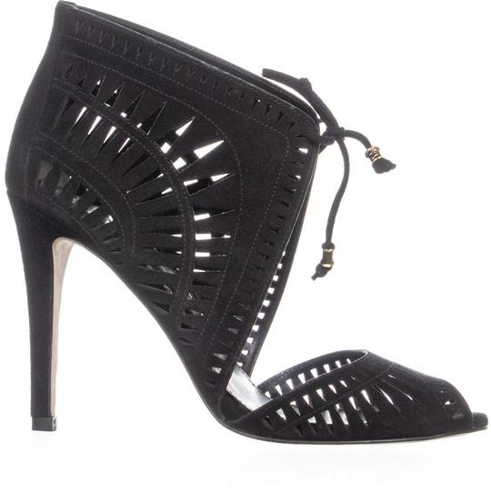 Ivanka Trump Black Pumps Image 4