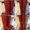 Joules Red Boots Image 6