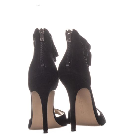 Ivanka Trump Black Pumps Image 2