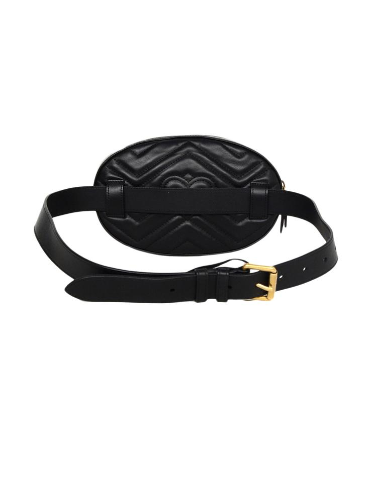 6530ce639997 Gucci Marmont Matelasse Gg 2.0 Insects Lion Belt 85/34