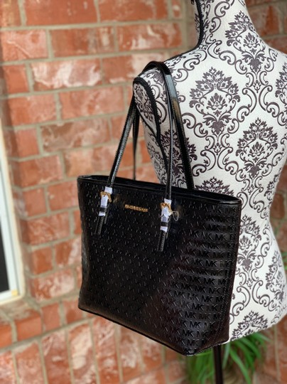 MICHAEL Michael Kors Tote in Black Image 2