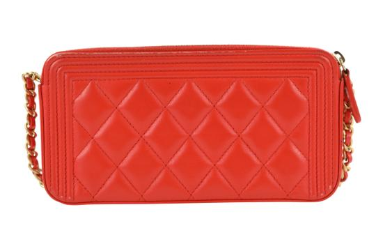 Chanel Wallet On Chain Double Cross Body Bag Image 1