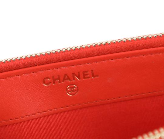 Chanel Wallet On Chain Double Cross Body Bag Image 8