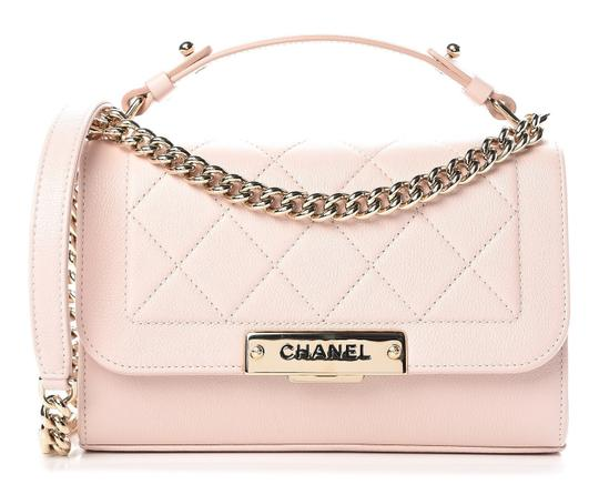 Preload https://img-static.tradesy.com/item/25025172/chanel-grained-quilted-small-label-click-flap-pink-calfskin-leather-cross-body-bag-0-0-540-540.jpg