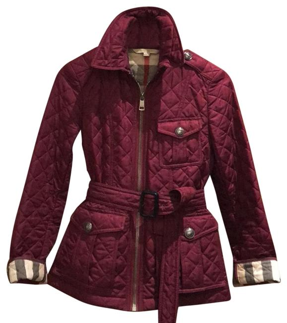 Item - Maroon/Burgundy/Wine Reg No. 05t-1174307 Jacket Size 4 (S)