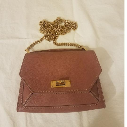 Preload https://img-static.tradesy.com/item/25027495/bally-iconic-chain-in-pink-leather-cross-body-bag-0-1-540-540.jpg
