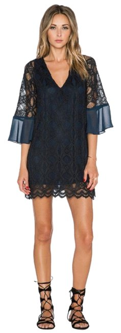 Item - Navy Charlotte In Night Out Dress Size 0 (XS)