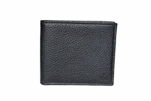 Gucci New Gucci Black Soho Leather Bifold Men's Wallet