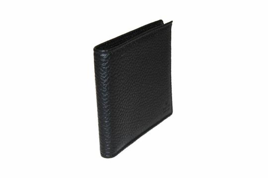 Gucci New Gucci Black Soho Leather Bifold Men's Wallet Image 1