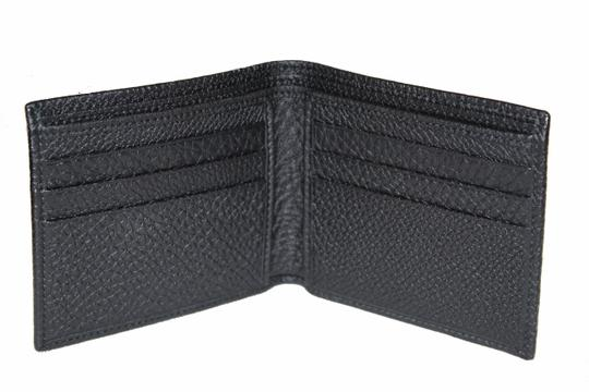 Gucci New Gucci Black Soho Leather Bifold Men's Wallet Image 6