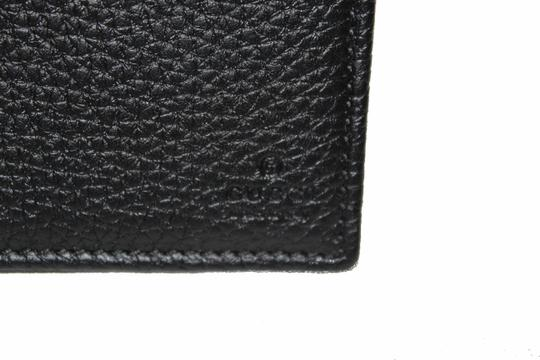 Gucci New Gucci Black Soho Leather Bifold Men's Wallet Image 7