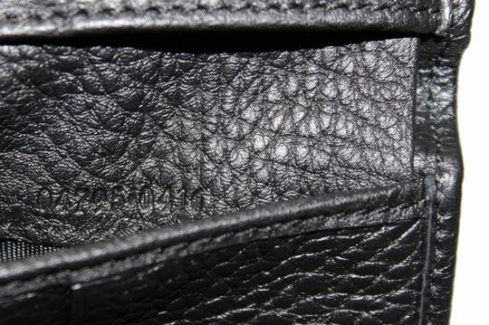 Gucci New Gucci Black Soho Leather Bifold Men's Wallet Image 8
