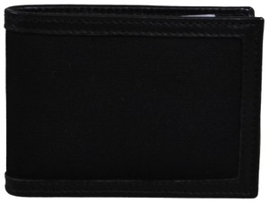 Gucci Gucci Black GG Canvas Bi-Fold Wallet
