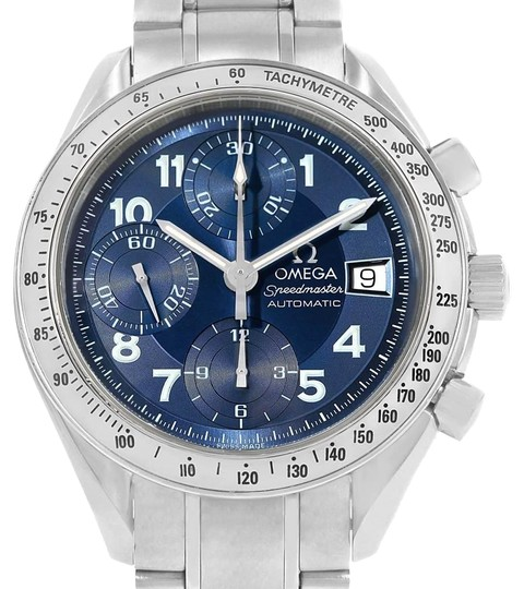 Preload https://img-static.tradesy.com/item/25028624/omega-blue-speedmaster-date-39mm-chronograph-mens-35138200-watch-0-1-540-540.jpg