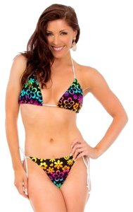 InGear Ingear 2-piece multicolored bikini swimsuit
