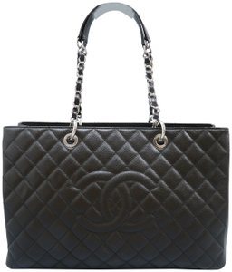 d6821c76ab28 Added to Shopping Bag. Chanel Caviar Gst Shoulder Bag. Chanel Shopping Tote  Grand Xl ...