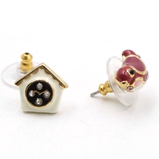 Kate Spade NEW Kate Spade Ooh La La Birdhouse Earrings Image 1