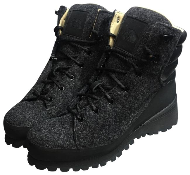 Item - Black Cryos Collection Women Hiker Boot Wool Sneakers Size US 6 Regular (M, B)