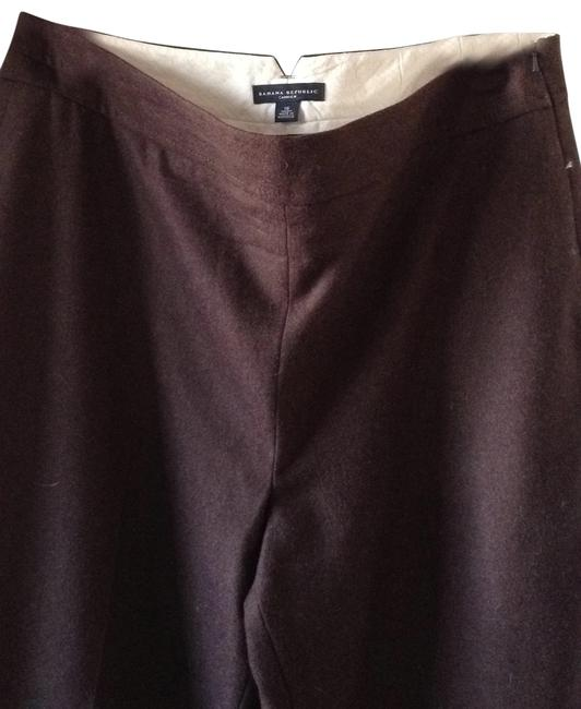Preload https://item5.tradesy.com/images/banana-republic-brown-wool-cuffed-trousers-size-16-xl-plus-0x-25029-0-1.jpg?width=400&height=650