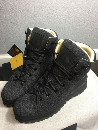 The North Face Black Athletic Image 1