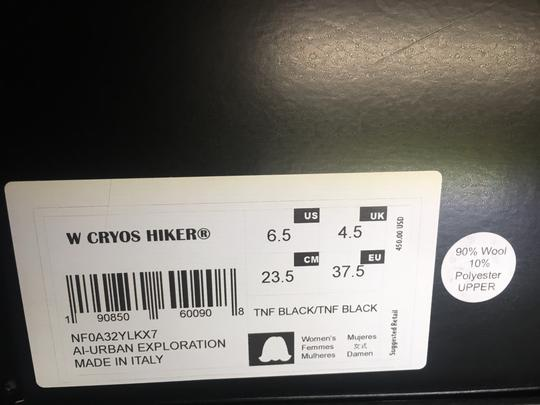 The North Face Black Athletic Image 10