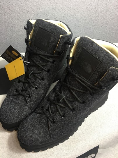 The North Face Black Athletic Image 2