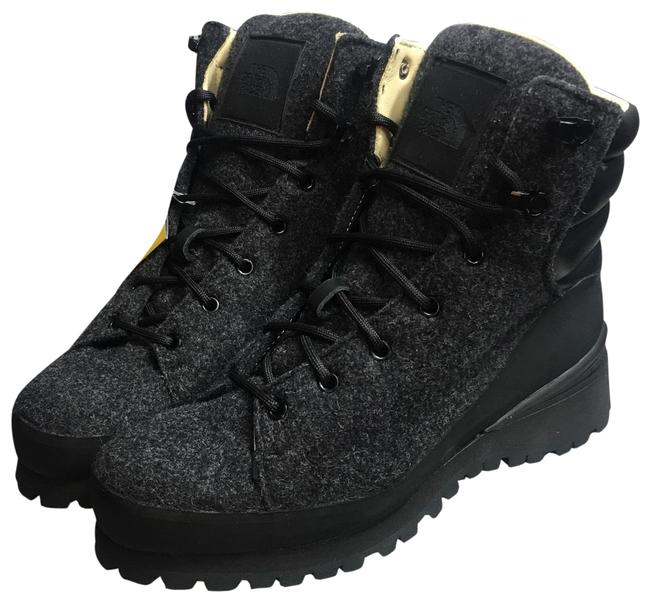 Item - Black Cryos Collection Women Wool Hiker Boot Sneakers Size US 7.5 Regular (M, B)