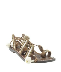 7937f094709e Brown Sam Edelman Sandals - Up to 90% off at Tradesy