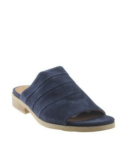 Kenneth Cole Suede Blue Sandals