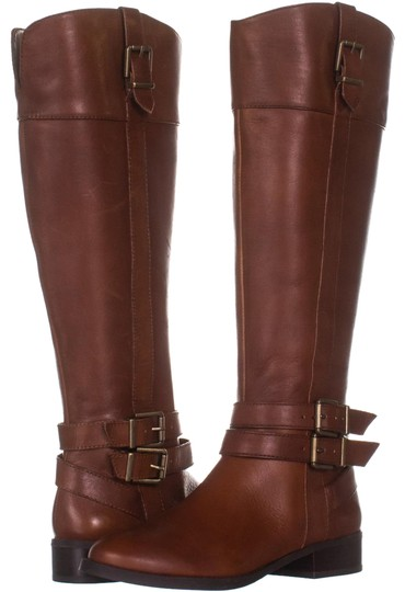 Preload https://img-static.tradesy.com/item/25029385/brown-frankii-wide-calf-riding-107-cognac-bootsbooties-size-us-55-regular-m-b-0-1-540-540.jpg