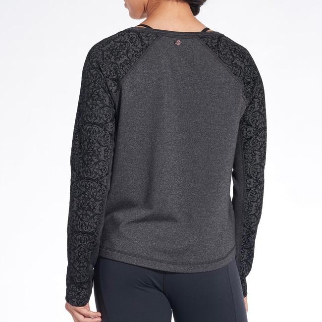 CalIa NWT Calia by Carrie Underwood Limited Edition Velvet Pieced Pullover Size Large Image 1