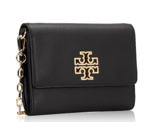 Tory Burch Travel Tote Leather Spring Summer Cross Body Bag