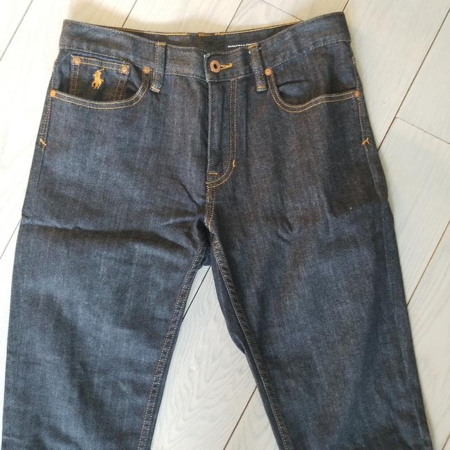 Ralph Lauren Relaxed Fit Jeans-Dark Rinse Image 1