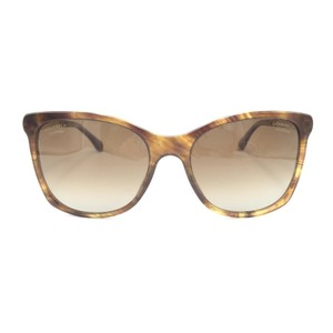 e3fe9a07d6fb Chanel Square Polarized Brown Gradient Amber Tweed 5348 c.1525 S9 Sunglasses